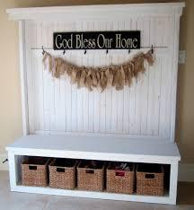 nice diy storage bench ideas for easy organizing space entryway