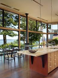 38 awesome kitchen designs with a view digsdigs
