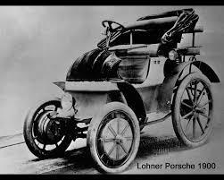 porsche electric lohner porsche 1900 1901 with electric hub wheel drive