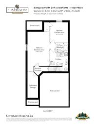 collingwood wanderer floor plans silver glen preserve