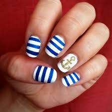 summer nail designs for short nails