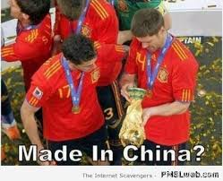 Made In China Meme - 36 spanish worldcup made in china meme pmslweb