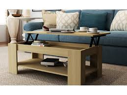 Flip Top Coffee Table by Caspian Lift Top Coffee Table With Storage U0026 Shelf Espresso