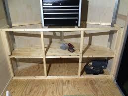 Camper Trailer Kitchen Ideas V Nose Trailer Cabinet Stuff I Built Pinterest Cargo