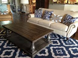 Do It Yourself Home Projects by Ana White Balustrade Coffee Table Diy Projects