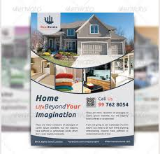 real estate brochure templates psd free 45 psd real estate marketing flyer templates free premium