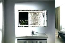 lighted bathroom wall mirror wall mirrors backlit wall mirror bathroom vanity mirror mirrors