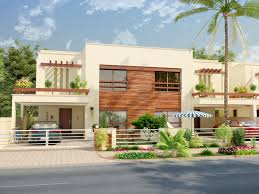 3d Home Design 5 Marla 3d Front Elevation Concepts Home Design