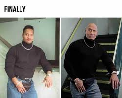 Fanny Pack Meme - finally the rock has come back to his fanny pack realfunny