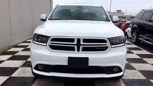 suv dodge 2017 dodge durango gt rear dvd backup camera heated seats