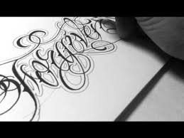 didson scripts lettering forgiven youtube