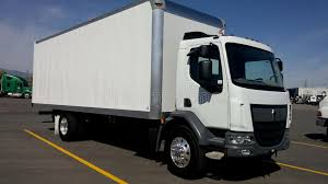 2017 kenworth cabover 2016 kenworth cab over box truck editorial image image of parking