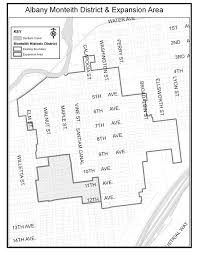 Albany Ny Zip Code Map by Albany U0027s Historic Districts