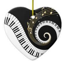 piano ornaments keepsake ornaments zazzle