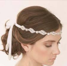 jewelled headband jewelled wedding headband marion bouquets l vintage brooch