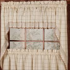 Kitchen Curtains Valance by Kitchen Kitchen Curtains Valances Sweet Home Collection