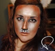 makeup ideas fox makeup halloween beautiful makeup ideas and