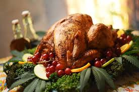 3 ways your thanksgiving turkey can get you high