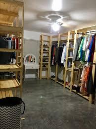 ana white bedroom to walkin closet diy projects