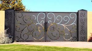 40 Creative GATE Ideas 2017 Amazing Gate Home Design Part 1