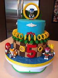 sonic cake topper sonic the hedgehog birthday cake toppers birthday cake ideas