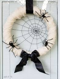 cobweb spray for halloween 20 diy halloween spider decor ideas and inspiration