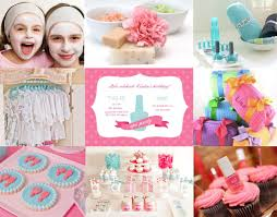 kids spa party ideas tips from purpletrail kids spa party ideas