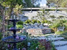 tips for outdoor water fountains yardyum garden plot rentals