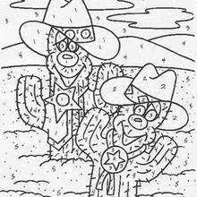 nature color by number coloring pages coloring pages printable