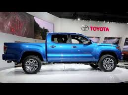 redesign toyota tacoma 2016 toyota tacoma look at redesigned mid size truck