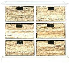White Wicker Bathroom Storage Wicker Drawer Organizer Wicker Drawer Organizer Storage Basket