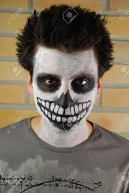 ghost face painting for halloween 1184 best face painting ideas images on pinterest face paintings