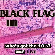 Black Flag Wasted Who U0027s Got The 10 1 2 Black Flag Tidal