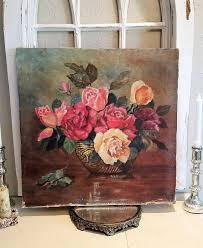 the 25 best rose oil painting ideas on pinterest