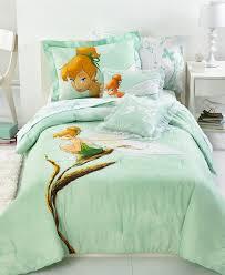 disney girls bedding disney bedding tinkerbell tink watercolor twin comforter set