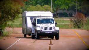 jeep wrangler cargo trailer towcar of the year jeep wrangler 2 8 crd at unlimited