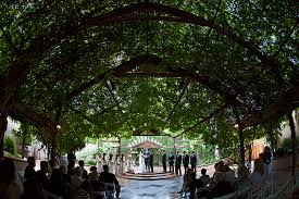 wedding venues in albuquerque albuquerque botanical gardens