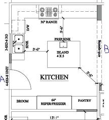 island kitchen floor plans kitchen floor plans foster kitchen design floor plan by kitchen
