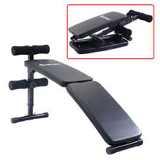 adjustable folding arc shaped sit up bench exercise benches