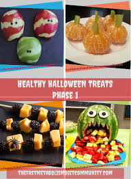 healthy halloween treats phase 1