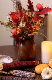 thanksgiving table centerpiece crafts cornucopia of creativity diy thanksgiving table decor