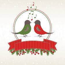 singing birds background vector free