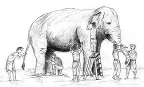 The Blind Men And The Elephant John Godfreys Saxe U0027s The Blind Men And The Elephant Chedinsphere