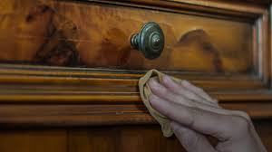 is it safe to use vinegar on wood cabinets which cleaning products are safe to use on wood