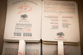 how to make fan wedding programs wedding program fan wedding fan order of service fan