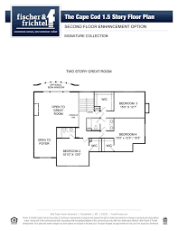 the cape cod signature st louis new homes