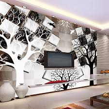 popular chinese wallpaper murals trees buy cheap chinese wallpaper cool black white tree check brick natrual 3d photo wallpaper mural rolls for wall paper 3d