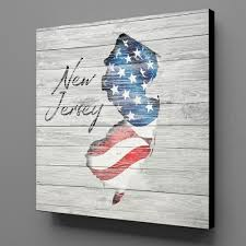 New Jersy Flag New Jersey