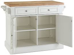 Crosley Kitchen Cart Granite Top Amazon Com Crosley Furniture Kitchen Island With Butcher Block