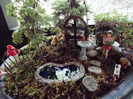 Diy Fairy Garden Ideas by Fairy Garden Container Ideas Gardening Ideas